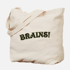 Brains! Tote Bag
