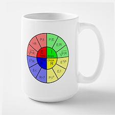 Ohm's Law Large Mug