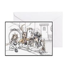 Tea Party Greeting Cards (Pk of 10)