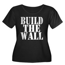 Hillary Prison Women's Scoop Plus Size T-Shirt