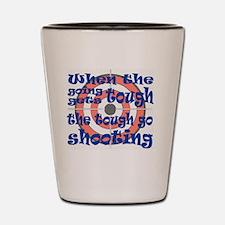 Funny Shot pistol Shot Glass
