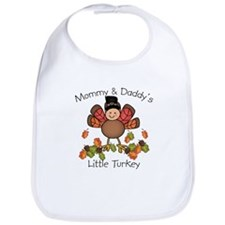 Mommy & Daddy's Lil Turkey Bib