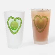 Funny Vector Drinking Glass