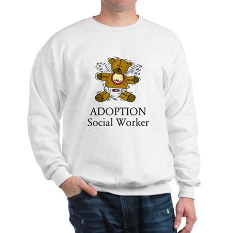 Adoption SW Bear Sweatshirt
