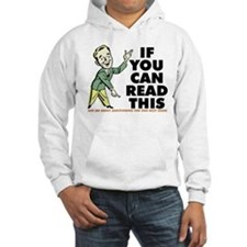 If You Can Read Audition Hoodie