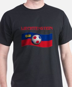 TEAM LIECHTENSTEIN WORLD CUP T-Shirt