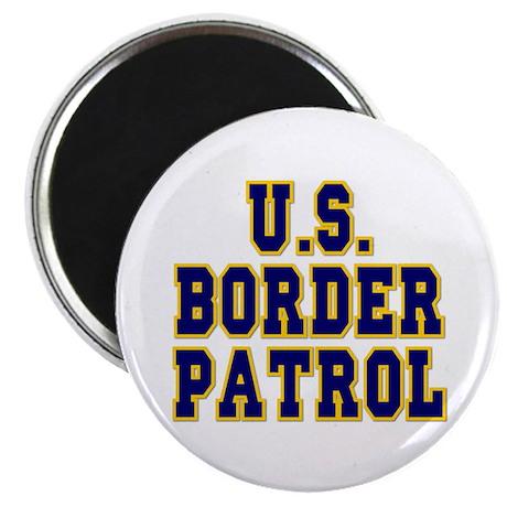 U.S. Border Patrol Magnet