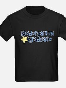 Boy Kindergarten Graduate T-Shirt