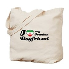 I love my Iranian Boyfriend Tote Bag