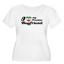 I love my Iranian Boyfriend T-Shirt