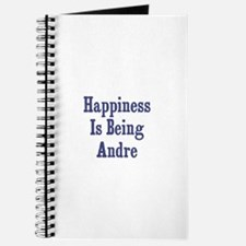 Happiness is being Andre Journal