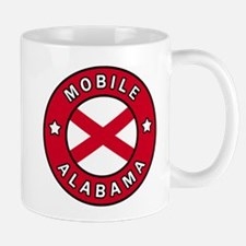 Mobile Alabama Mugs