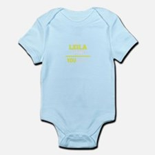 LEILA thing, you wouldn't understand ! Body Suit