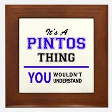 It's PINTOS thing, you wouldn't unders Framed Tile
