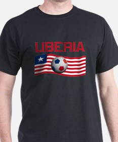 TEAM LIBERIA WORLD CUP T-Shirt