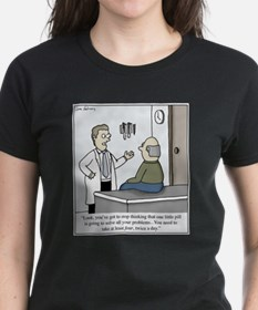 Four Pills Twice a Day Tee