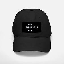 Molecular Alcohol Baseball Hat