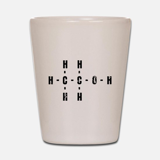 Molecular Alcohol Shot Glass