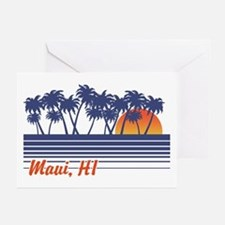 Maui Hawaii Greeting Cards (Pk of 10)