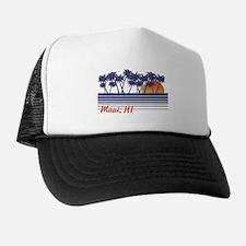 Maui Hawaii Trucker Hat