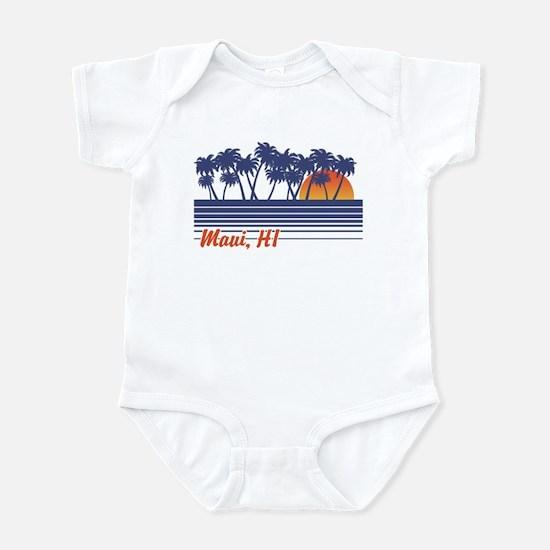 Maui Hawaii Infant Bodysuit