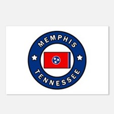 Memphis Tennessee Postcards (Package of 8)