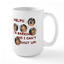 Macy Barking Mug