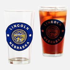 Unique From nebraska Drinking Glass