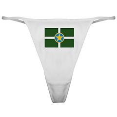 Jackson Flag Classic Thong