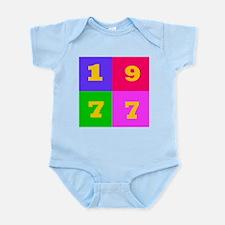 1977 Years Designs Infant Bodysuit