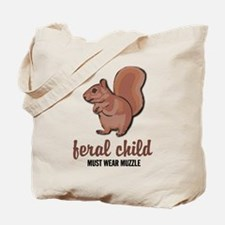 Unique Adhd squirrel Tote Bag