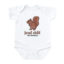 Unique Bark loud Infant Bodysuit