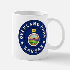 Overland Park Kansas Mugs