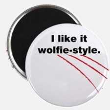 2-Wolfie-Style Magnets