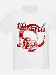 PTTM-Trucker-Red T-Shirt