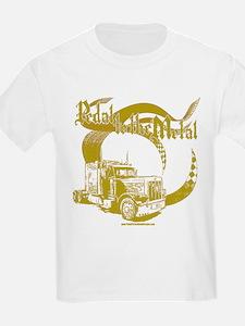 PTTM-Trucker-Tan T-Shirt