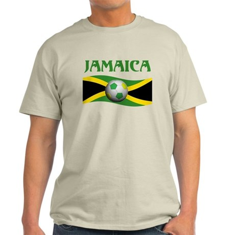 TEAM JAMAICA WORLD CUP Light T-Shirt