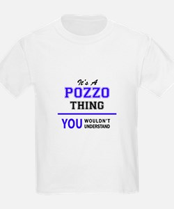 It's POZZO thing, you wouldn't understand T-Shirt
