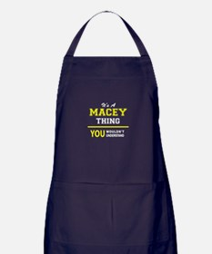 MACEY thing, you wouldn't understand Apron (dark)