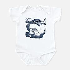 PTTM-Non-Wing Blue Infant Bodysuit