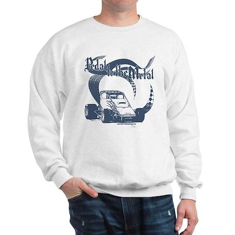 PTTM-Non-Wing Blue Sweatshirt