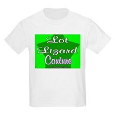 Lot Lizard Couture Kids T-Shirt