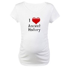 I Love Ancient History Shirt