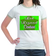 Lot Lizard Couture Jr. Ringer T-Shirt