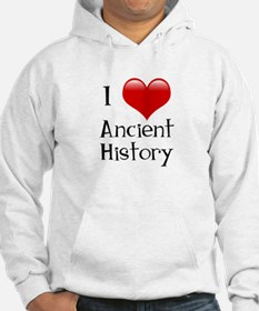 I Love Ancient History Hoodie