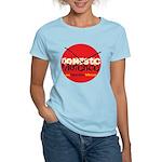Domestic Violence w/Yellow UR Women's Light T-Shir