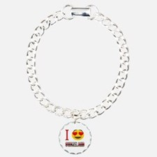 I love Swaziland Bracelet