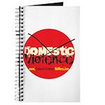 Domestic Violence w/Yellow UR Journal