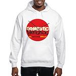 Domestic Violence w/Yellow UR Hooded Sweatshirt