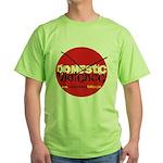 Domestic Violence w/Yellow UR Green T-Shirt